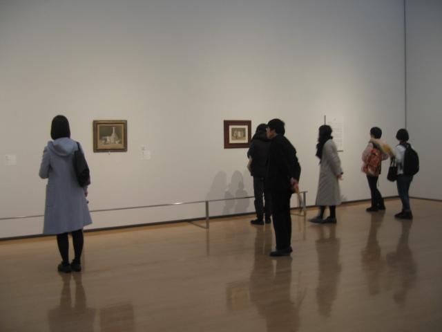 兵庫県立美術館「モランディ展」内覧会に参加して感じたこと。
