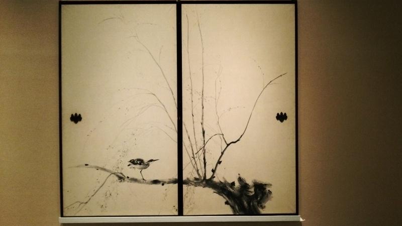信貴山成福院の襖絵@堂本印象美術館と印象 壮年期作品