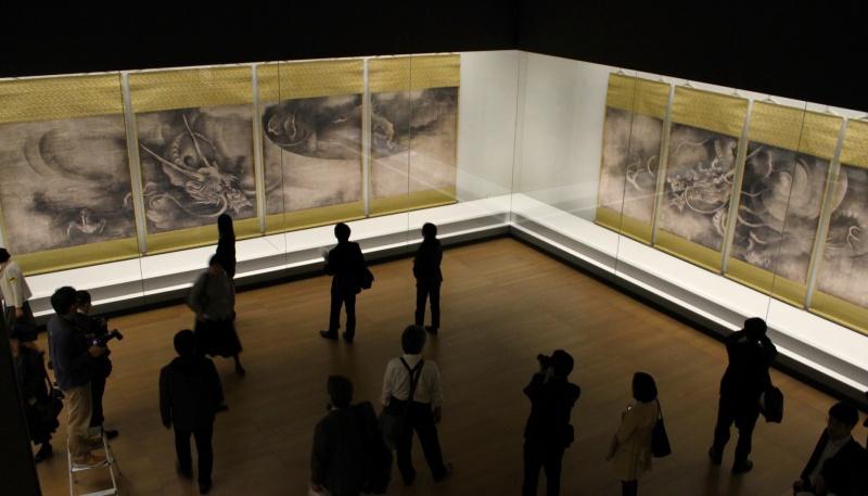 噛めば噛むほど味が出る? 「海北友松展」 @京都国立博物館