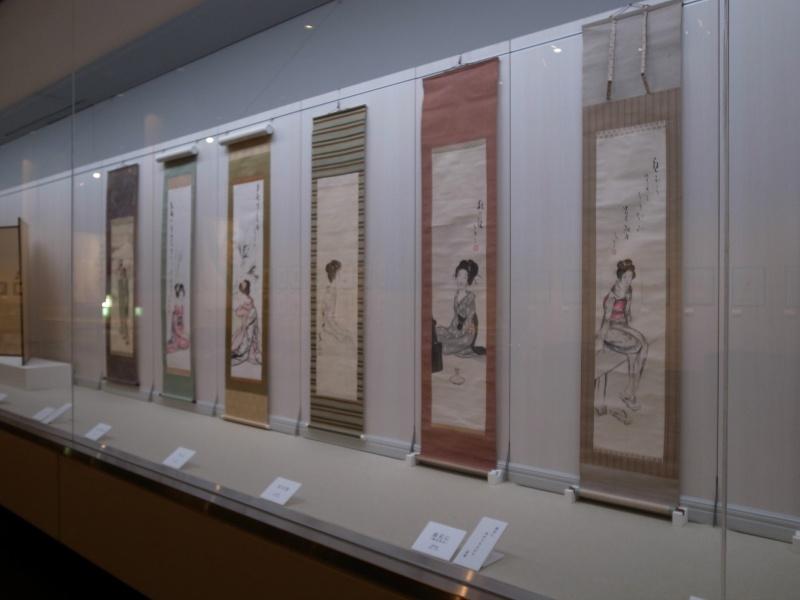 儚さの裏側 『夢二ロマンー神戸情景と欧米への旅』@神戸ファッション美術館
