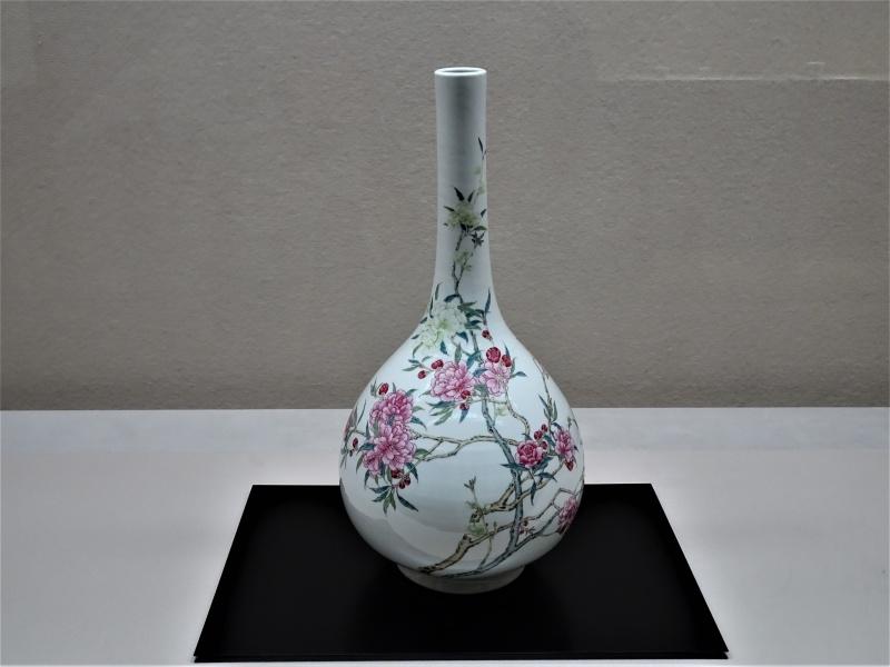 「香気浩明」世界を魅了した中国陶磁 イセコレクション@大阪市立東洋陶磁美術館