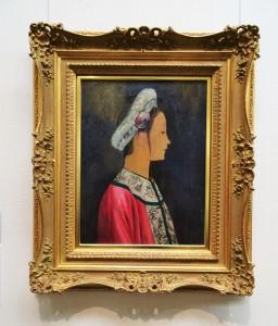 近代洋画壇を牽引した一人、藤島武二の画業を辿る展覧会です